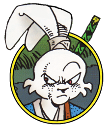 Usagi Yojimbo 30th Anniversary
