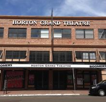 Comic-Con International at the Horton Grand Theatre