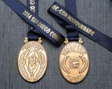 Comic-Con International Masquerade Award Medallions