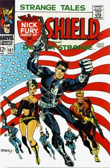 Nick Fury Agent of S.H.I.E.L.D. 50th Anniversary