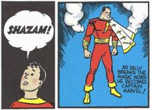 Shazam! The Original Captain Marvel 75th Anniversary
