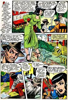 Jack Kamen for the Will Eisner Hall of Fame 2016