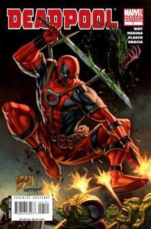 25th Anniversary of Deadpool