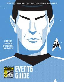 Comic-Con International 2016 Events Guide