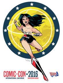 Comic-Con International 2016 Souvenir Book
