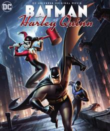 World Premiere of Batman and Harley Quinn at Comic-Con International