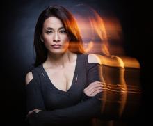 Tamiko Brownlee, 2017 Comic-Con International Independent Film Festival Judge