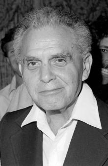 Jack Kirby, 2017 Bill Finger Award Recipient