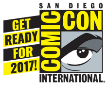Comic-Con Internaitonal 2017 Souvenir Book