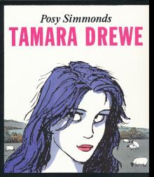 Posy Simmonds - 2017 Will Eisner Hall of Fame Nominee