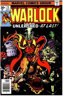Jim Starlin - 2017 Will Eisner Hall of Fame Nominee