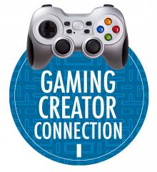 Comic-Con Gaming Creator Connection