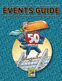 Comic-Con 2019 Events Guide
