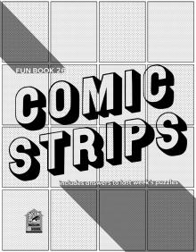 Comic-Con Museum@Home Fun Book #26: Comic Strips