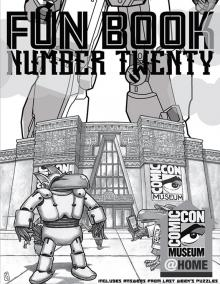 Comic-Con Museum@Home Fun Book #20: Robots