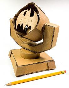Comic-Con Museum@Home Presents Cardboard Superheroes
