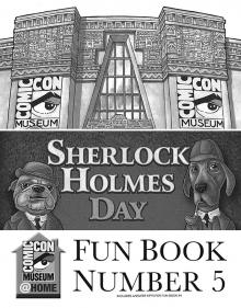 Comic-Con Museum@Home Fun Book Number 5