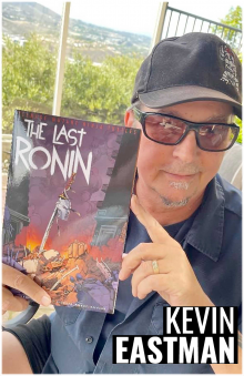 Comic-Con Special Edition Kevin Eastman