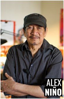 Alex Niño
