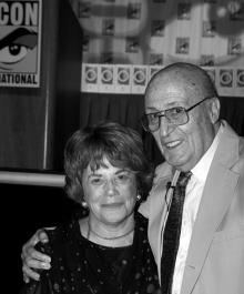 Will and Ann Eisner