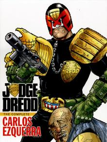 Carlos Ezquerra, Will Eisner Hall of Fame 2018 Nominee