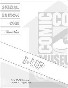Comic-Con Museum@Home Special Edition Fun Book #1