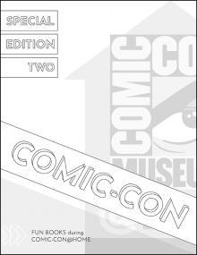 Comic-Con Museum@Home Special Edition Fun Book #2
