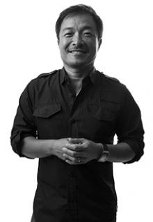 Jim Lee at SAM: Storytelling Across Media on Nov. 3 at the Comic-Con Museum