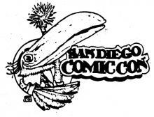 1984 San Diego Comic-Con logo