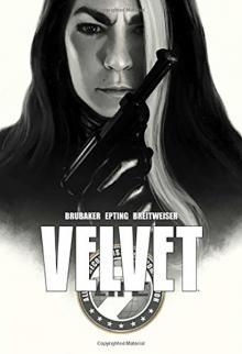 Velvet by Ed Brubaker and Steve Epting