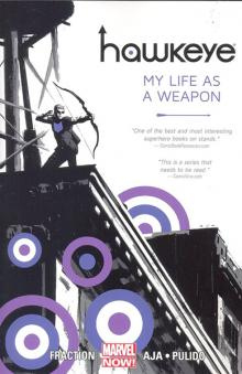 Hawkeye: My Life As A Weapon