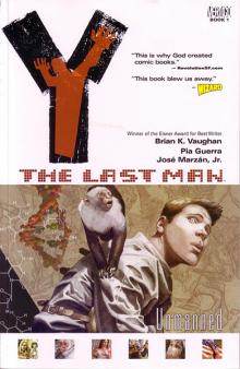 Y The Last Man: Unmanned