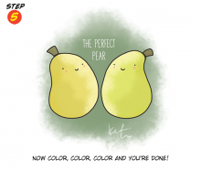 Perfect Pear Step 5