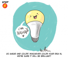 You Can Draw: An Idea! Step 5