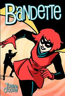 Bandette by Paul Tobin and Colleen Coover