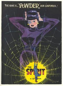 The Spirit by Will Eisner