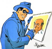 Will Eisner and The Spirit