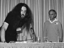 Alan Moore and Jack Kirby