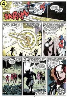 Uncanny X-Men Annual #11 (1987)