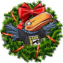 Happy Holidays from Comic-Con International