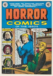 Horror Comics of the 1950s