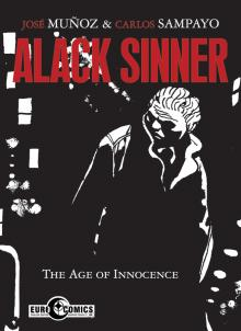 Alack Sinner by Jose Muñoz and Carlos Sampayo