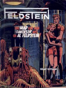 Feldstein: The Mad Life and Fantastic Art of Al Feldstein!