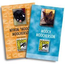 Mooch's badges