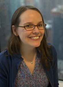 Raina Telgemeier at the San Diego Central Library