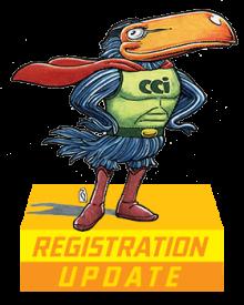 Registration Update