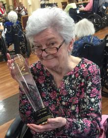 Marie Severin, Comic-Con International 2017 Icon Award Winner