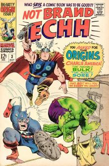 Not Brand Echh 3 Cover by Marie Severin