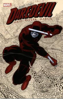Daredevil by Mark Waid