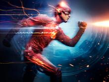 The Flash at WonderCon Anaheim 2015